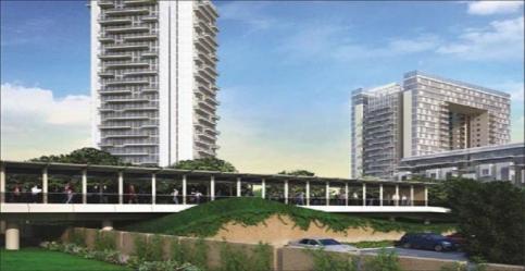 Ireo City Central Gurgaon