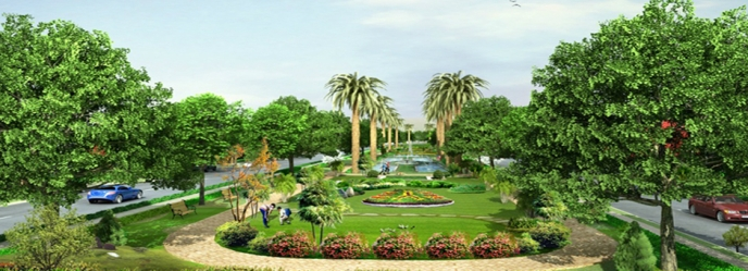 DLF Garden City In Gurgaon