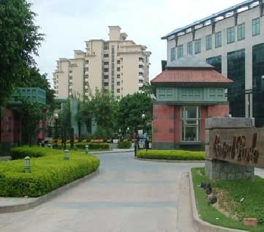 Central Park-I, 4 Bhk Flat Available  For Sale