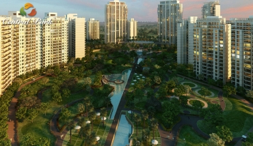 Central Park II, 3 Bhk Flat For Rent On Sohna Road
